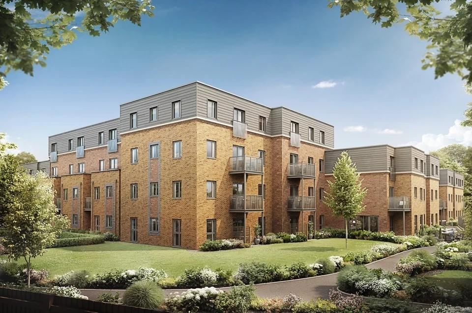 Apt 26, Apartment 23, Springs Court, Cottingham, Apt 26,, HU16 5GX